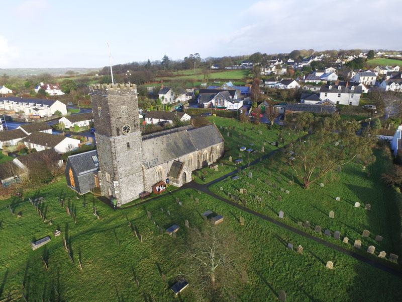 Bratton Fleming Church